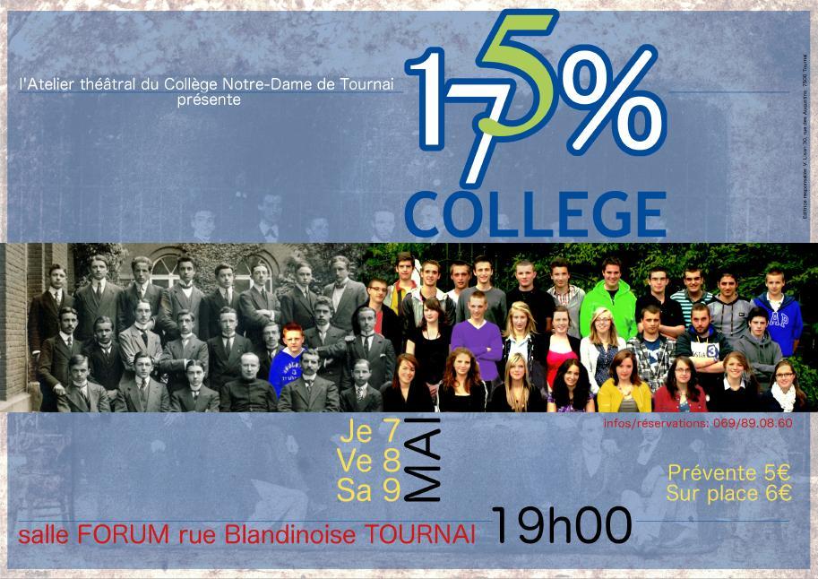 175 pc collège