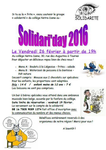 solidariday
